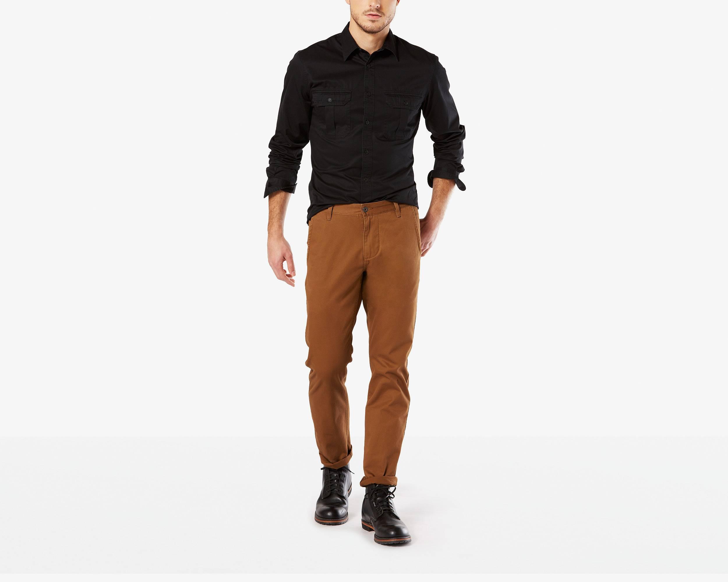 Men's Casual Pants - Casual Cargo & Khaki Pants | Dockers