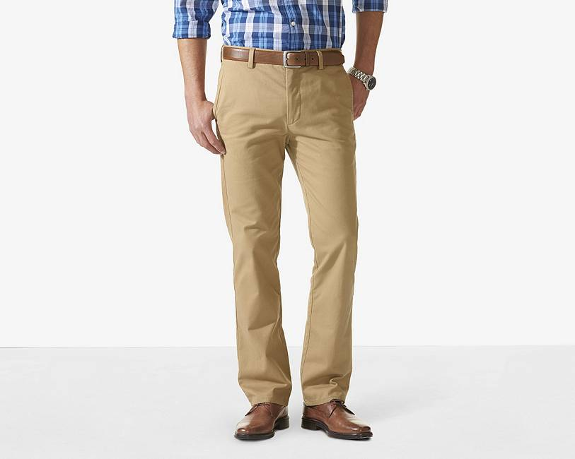 Easy Khaki, Slim Fit | NEW BRITISH KHAKI | Dockers® United States (US)