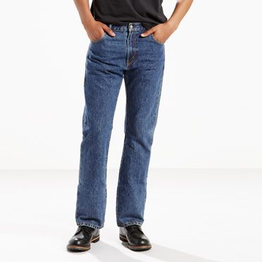 Levi's Dark Blue 517™ Men's Boot Cut Jeans | Levi's®