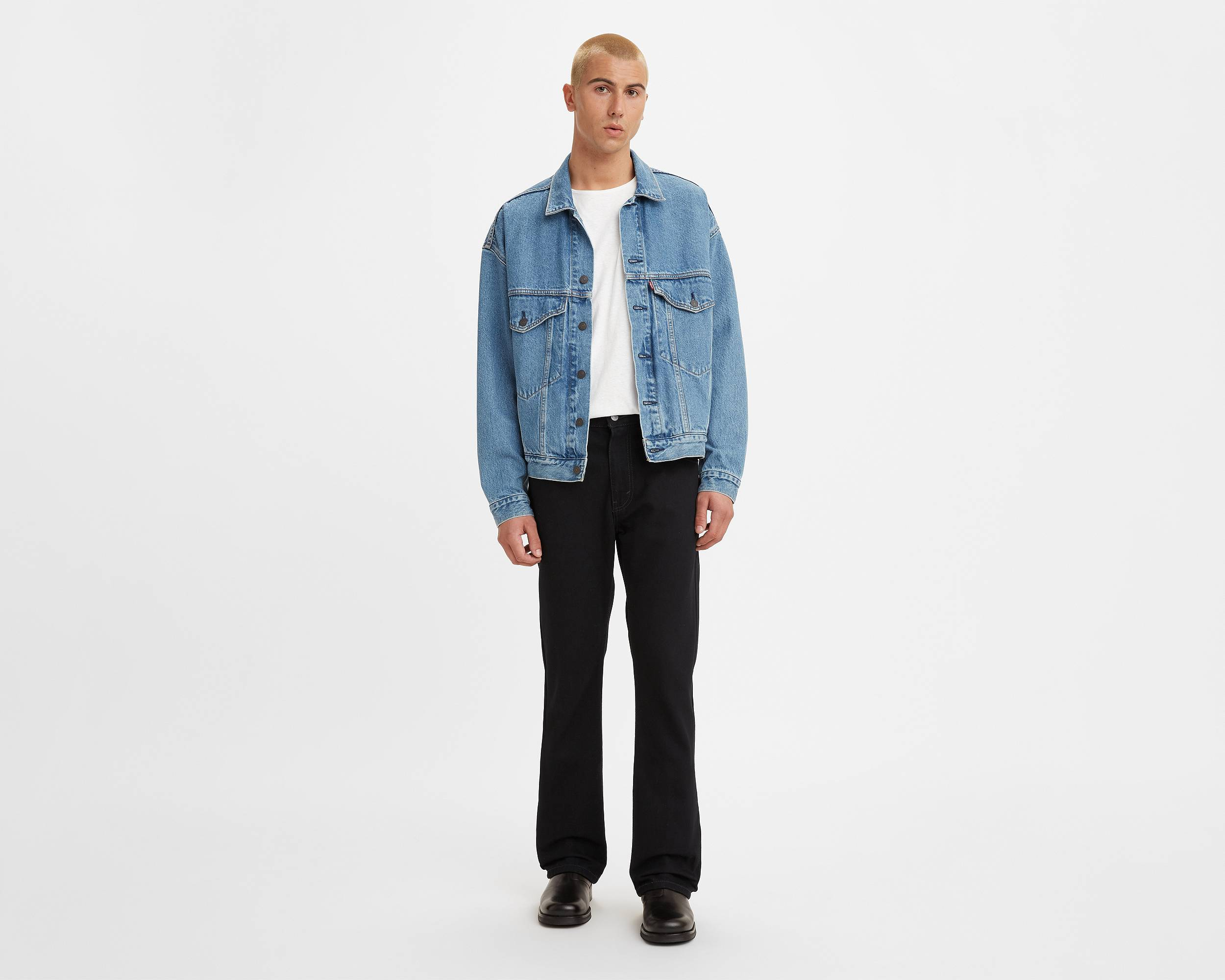517™ Boot Cut Jeans | Black |Levi's® United States (US)