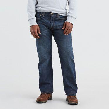 Tipos de pantalones levis para hombre