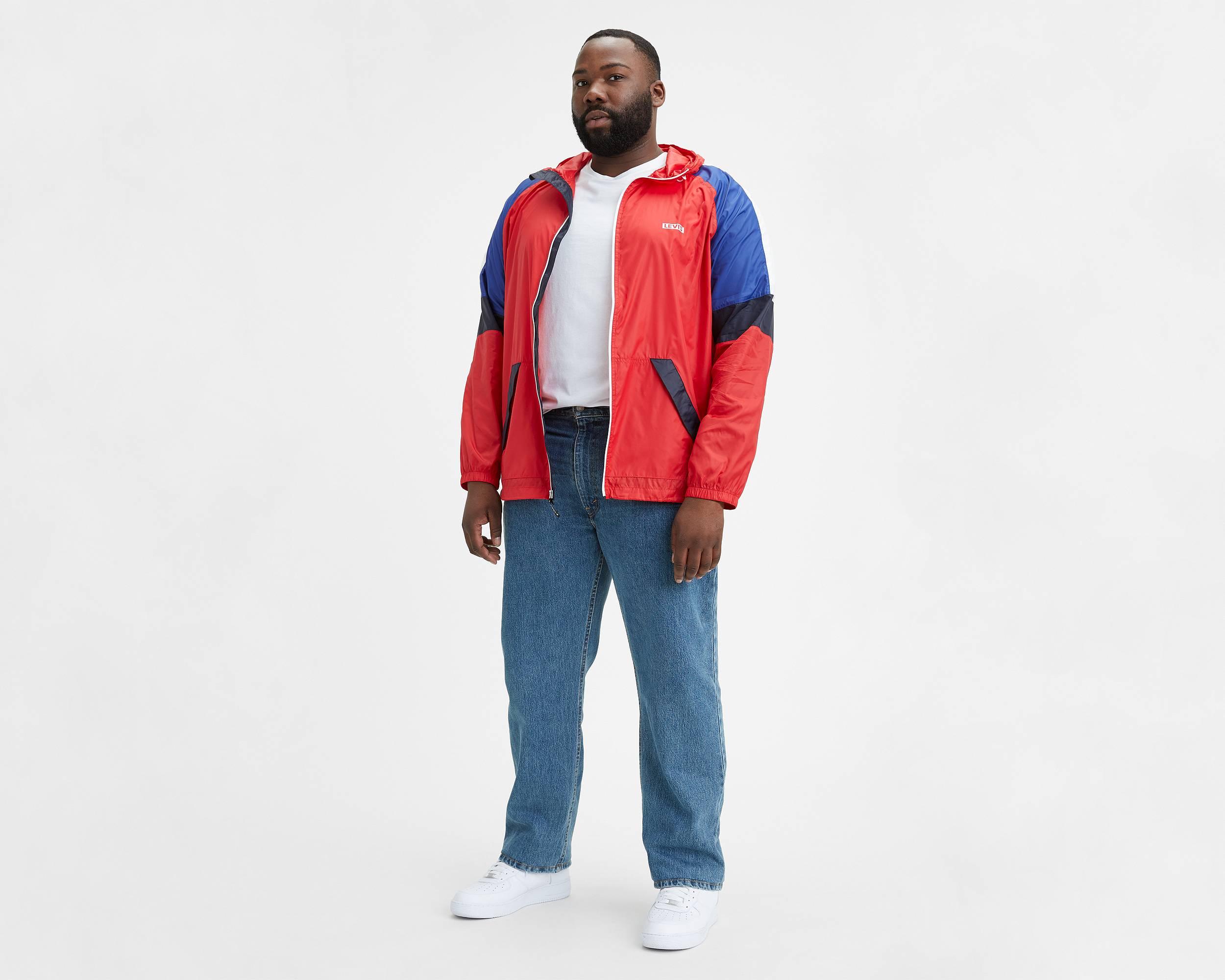 505 Regular Fit Jeans Big Tall Medium Stonewash