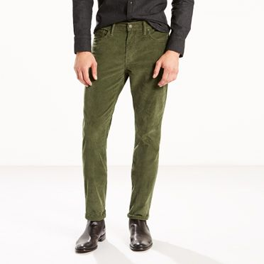 511™ Slim Fit Corduroy Pants | Tan |Levi's® United States (US)