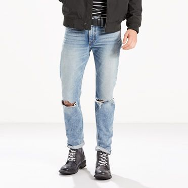 511� slim fit jeans light destructed levis174 united