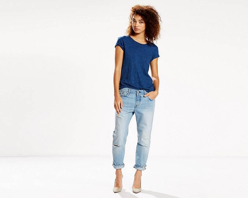 501® CT Jeans for Women   Turbulent Indigo  Levi's® United States (US)