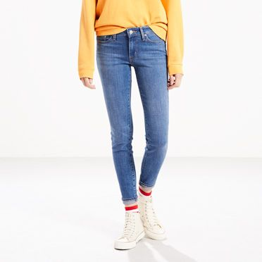 711 Skinny Jeans | Far Out Indigo |Levi's® United States (US)
