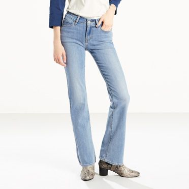 715 Boot Cut Jeans | Tropical Daze |Levi's® United States (US)