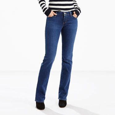 815 Curvy Boot Cut Jeans | Cast Shadows |Levi's® United States (US)