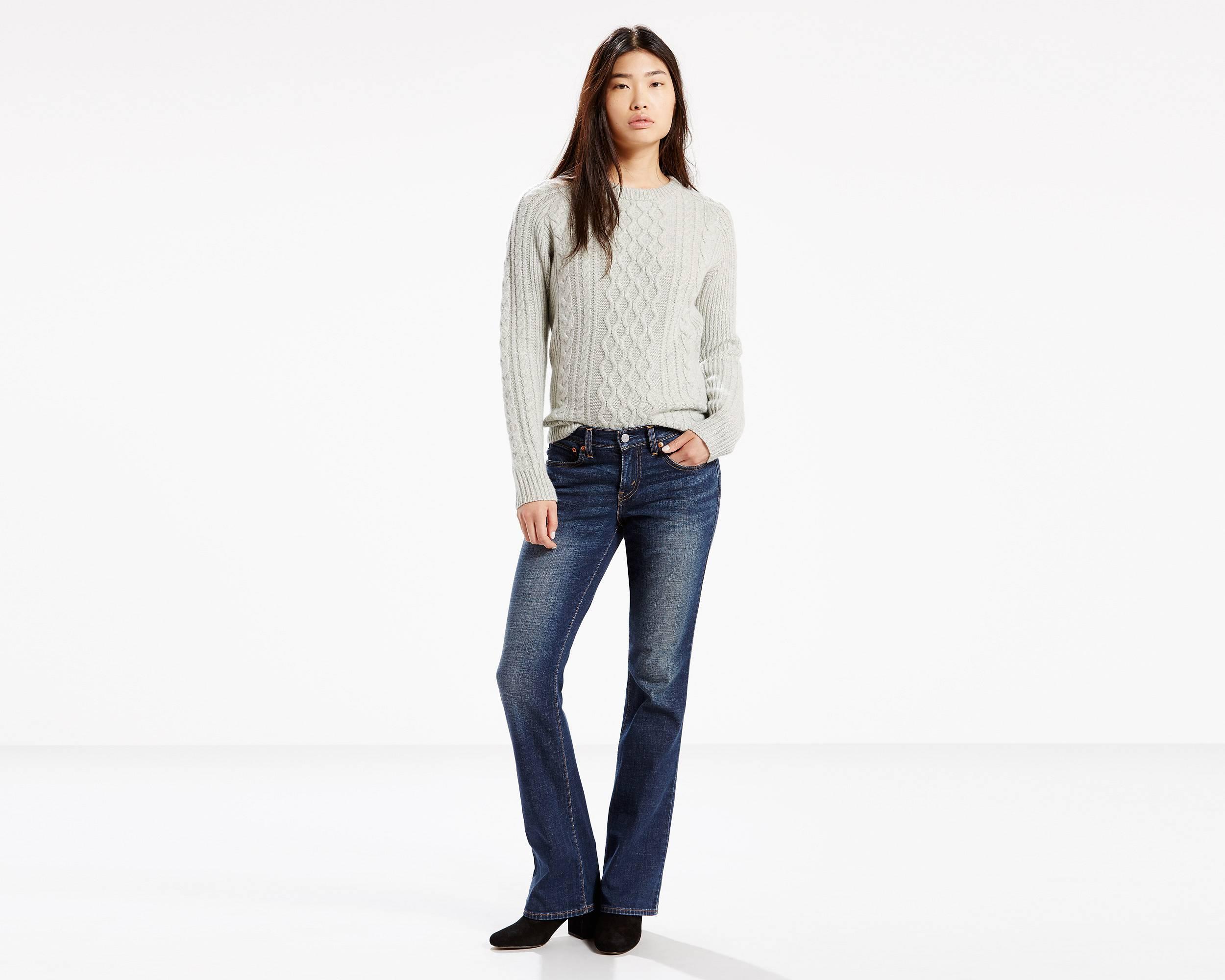 415 classic stretch boot cut jeans treeline levi 39 s united states us. Black Bedroom Furniture Sets. Home Design Ideas