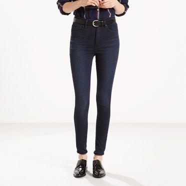 Mile High Super Skinny Jeans | Night |Levi's® United States (US)
