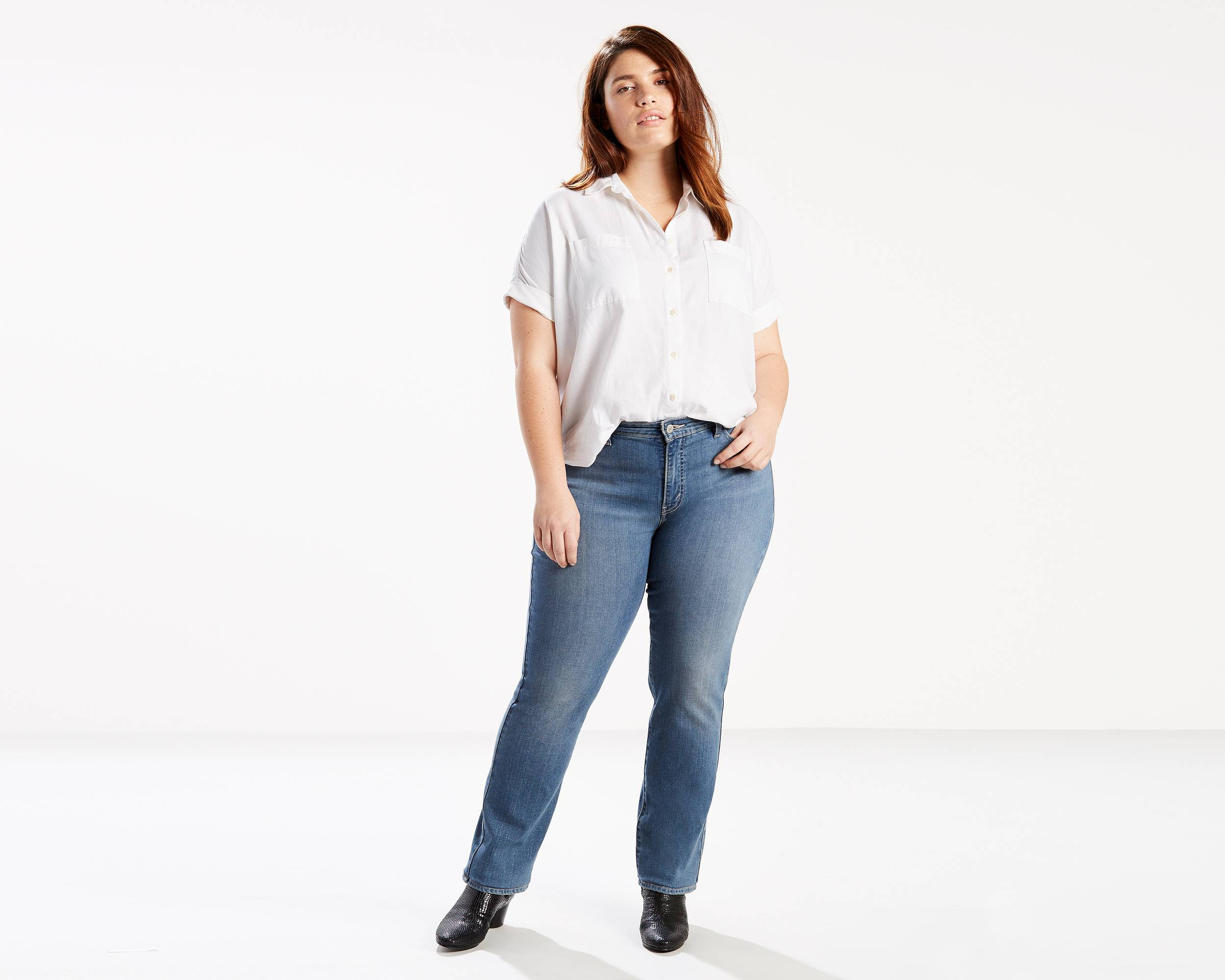 Best Fitting Jeans For Plus Size