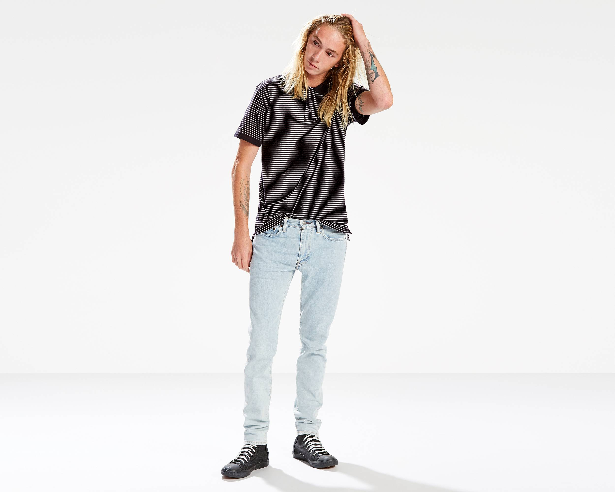 519™ Extreme Skinny Stretch Jeans | Summerburst |Levi's® United ...