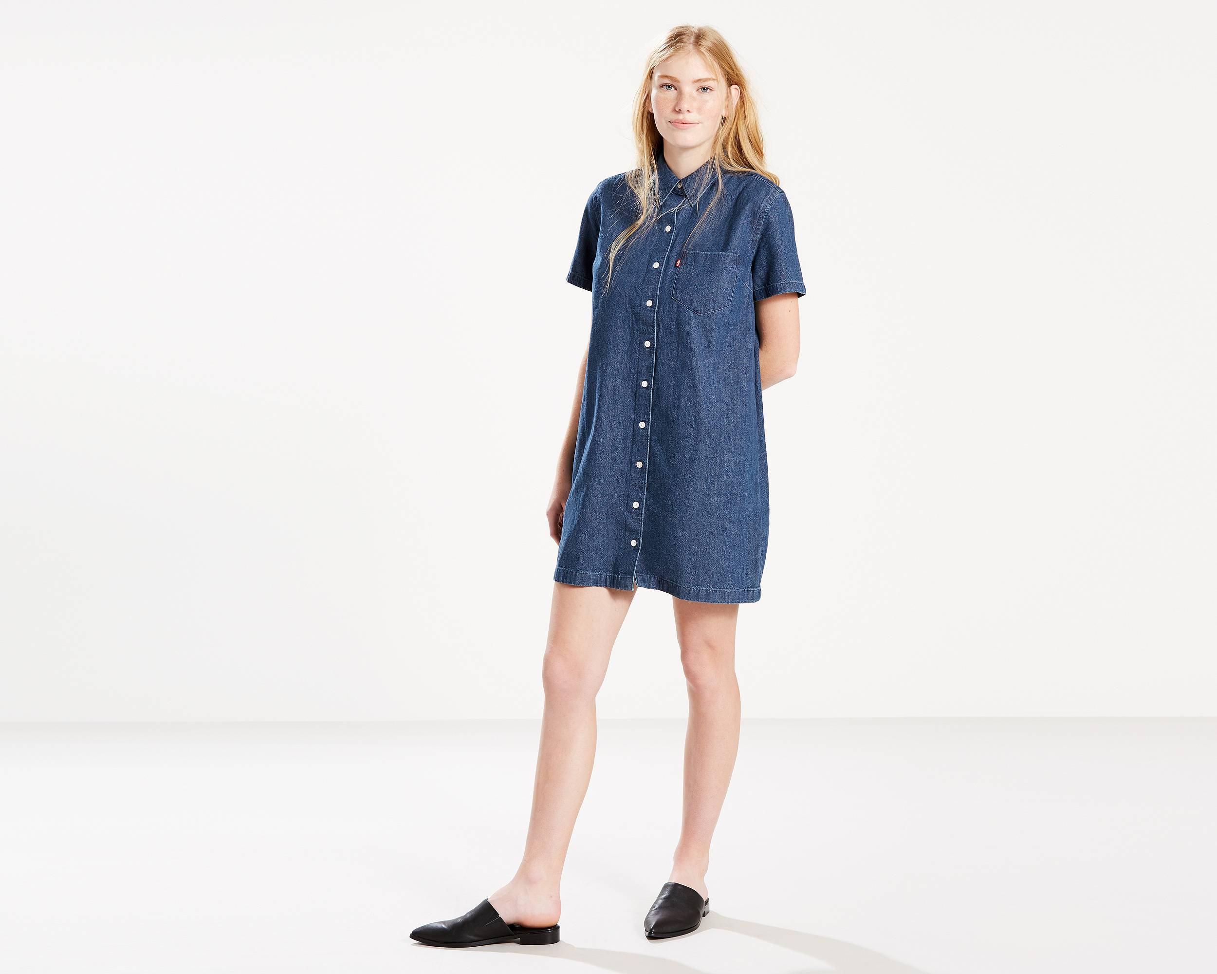 Denim Skirts & Dresses - Shop this Season's Jean Skirts | Levi's®