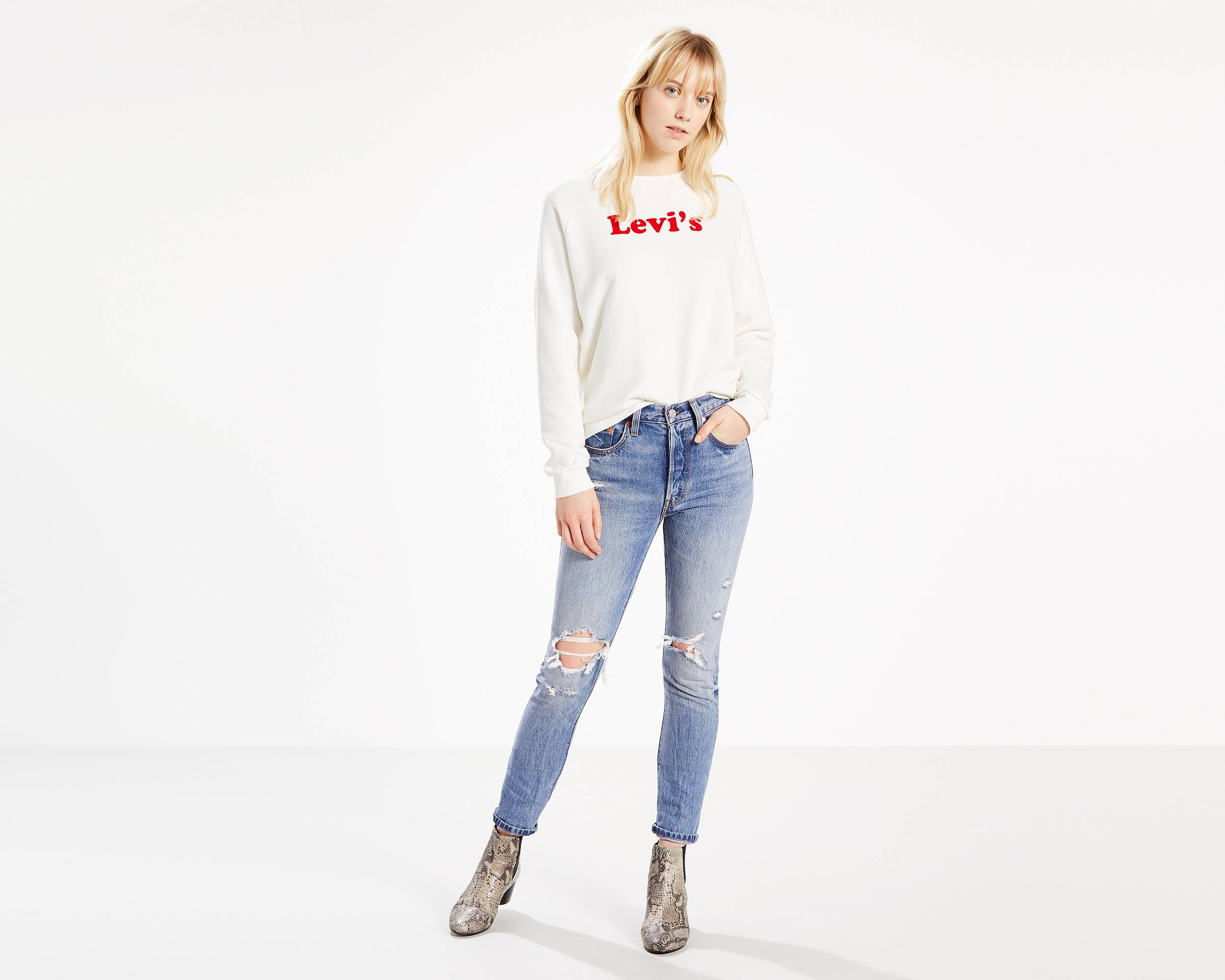 501 skinny jeans old hangouts levi 39 s united states us. Black Bedroom Furniture Sets. Home Design Ideas