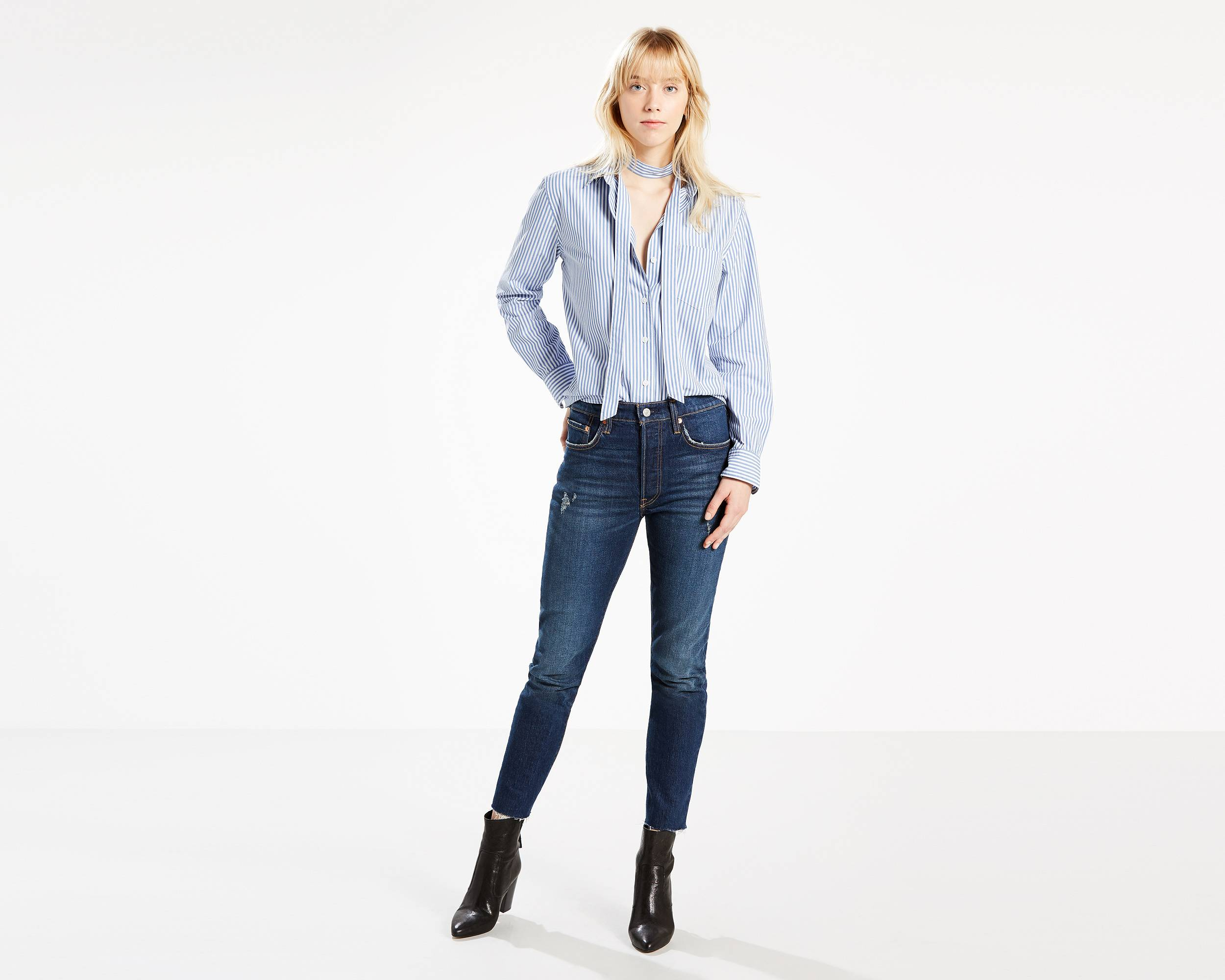 501 Stretch Skinny Jeans | Song For Forever |Levi's® United States ...