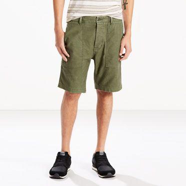 True Printed Utility Shorts at Levi's in Daytona Beach, FL | Tuggl