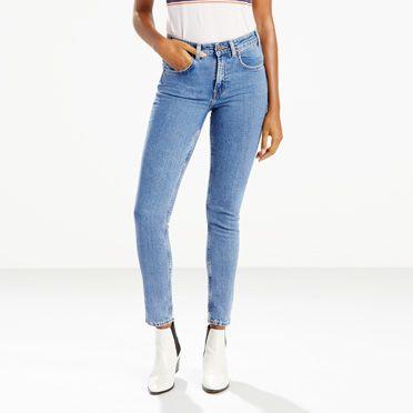 Levi's damen skinny jeans high rise