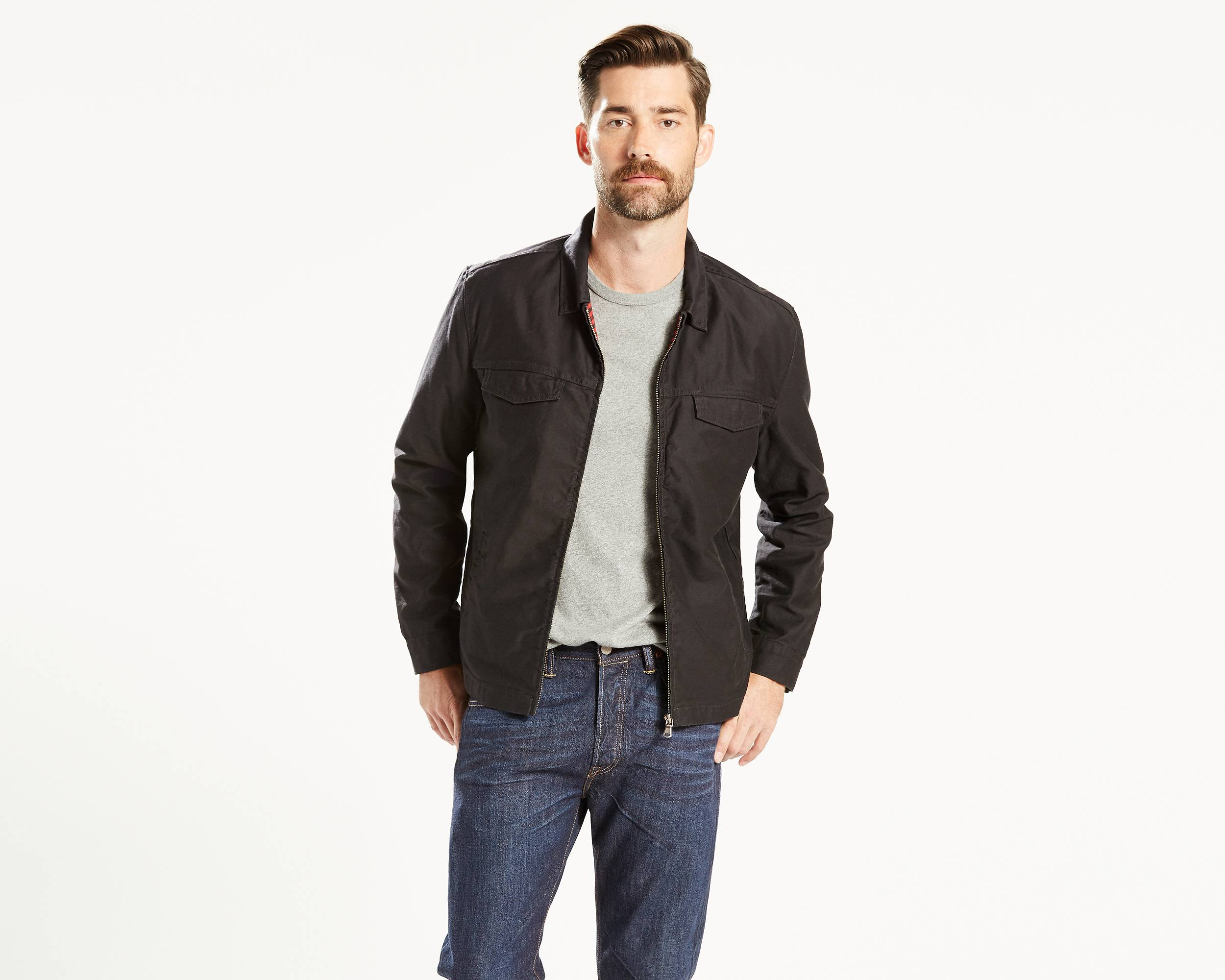 Men&39s Jackets - Shop Denim Jackets for Men  Levi&39s®