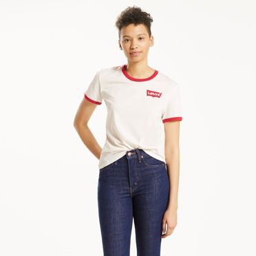 Perfect Ringer Tee at Levi's in Daytona Beach, FL | Tuggl