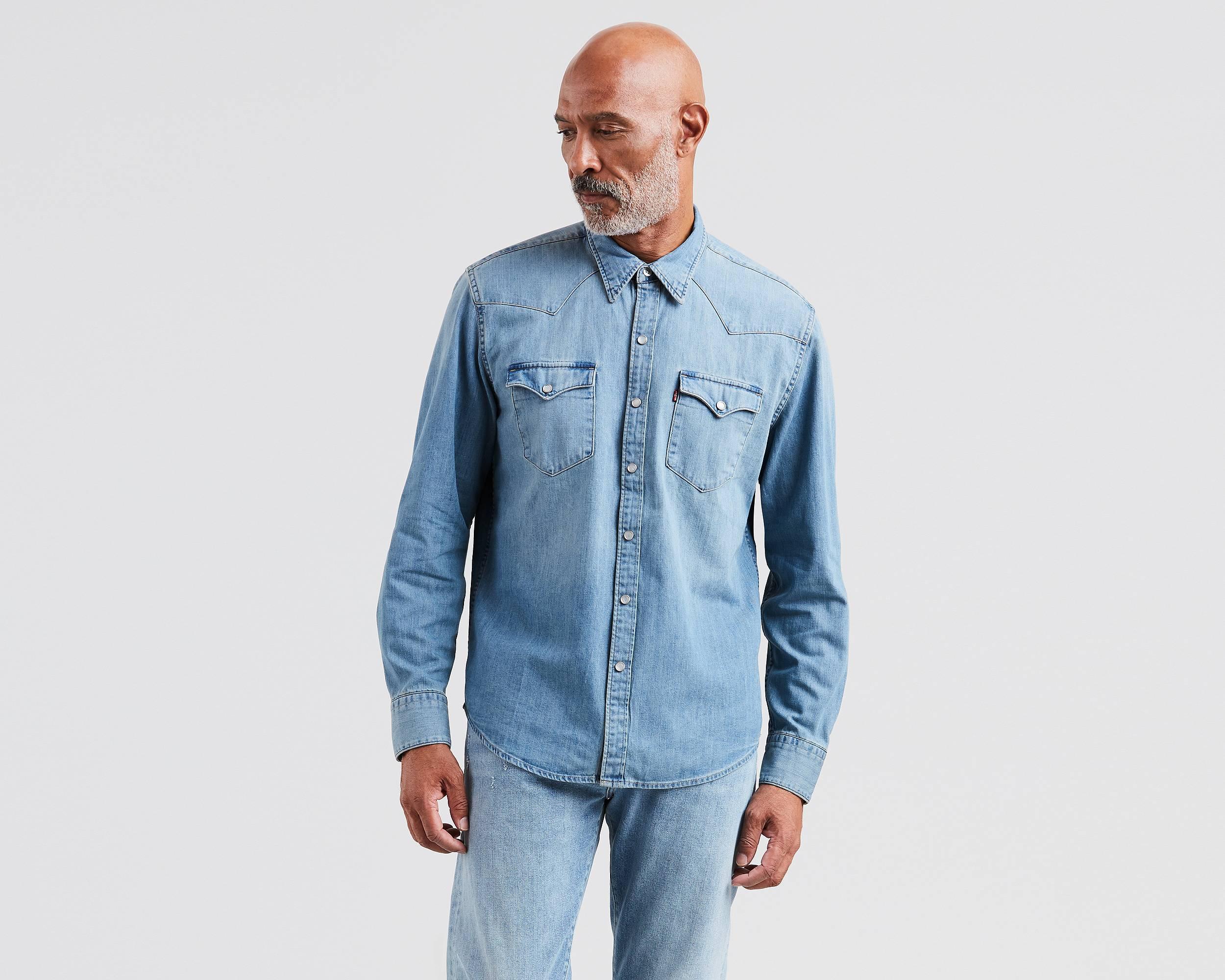 Men&39s Shirts - Shop Men&39s Denim Shirts  Levi&39s®