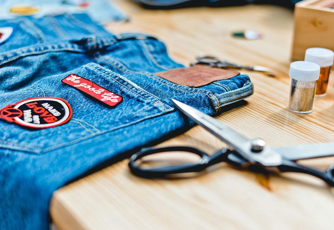 Customize Jeans Denim Repair Tips Levis Tailor Shop Levis Us