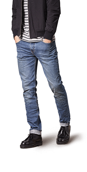c230186bb6 Skinny Jeans For Men - Ripped, Distressed & More Styles | Levi's® US