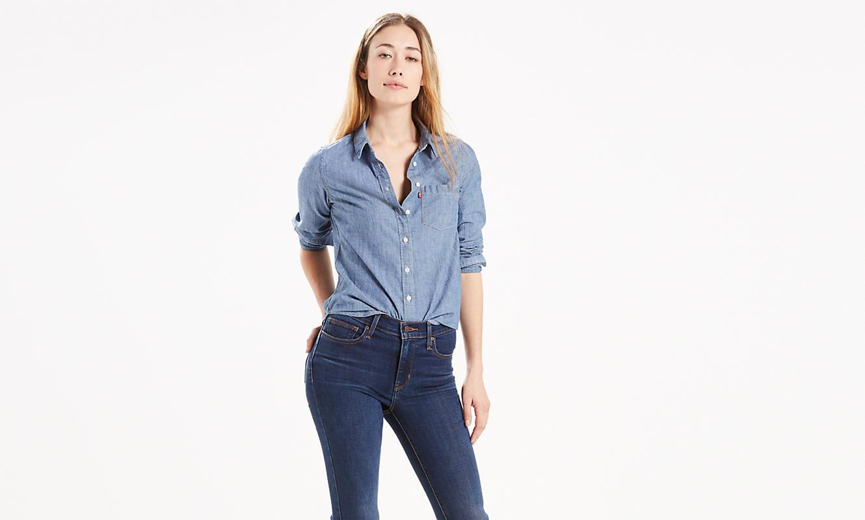 Modern One Pocket Shirt